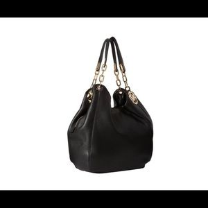 Michael Kors Black Shoulder Bag